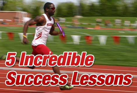 5 Incredible Success Lesson