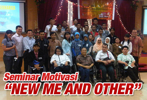 Seminar Motivasi New Me And Other