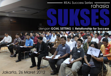 REAL Success – Maret 2012