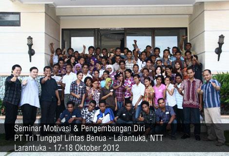 Tri Tunggal Lintas Benua Larantuka Okt 2012