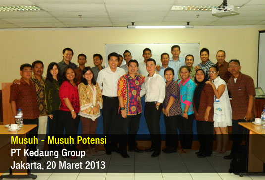 Musuh Potensi – Kedaung Group