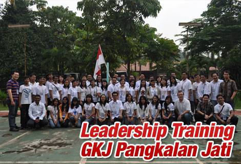 Leadership Training – GKJ – 2011