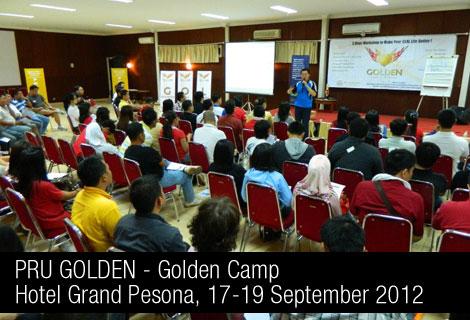 Golden Camp - 17-19 September 2012
