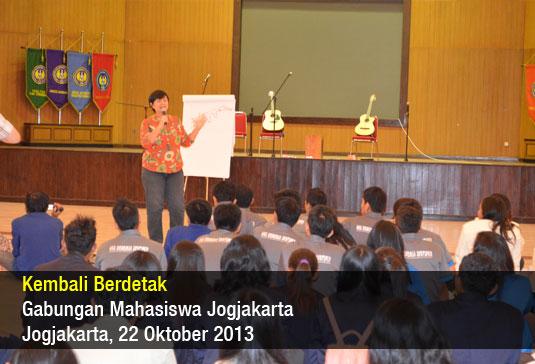 Kembali Berdetak - Jogjakarta - 2013
