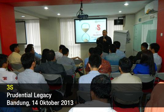 Pru Legacy – Okt 2013