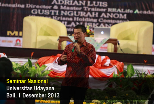 Seminar Nasional Udayana Bali
