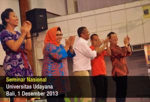 Seminar bareng Bapak Dahlan Iskan dan Ajik Cok Krisna